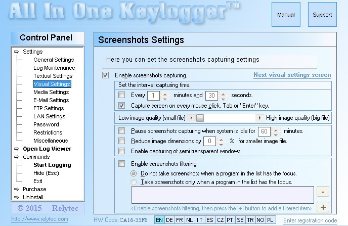All In One Keylogger review | The best software for employee